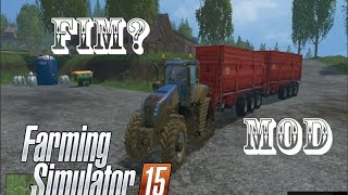 getlinkyoutube.com-Farming Simulator 2015 #37 Mod + Fim da Serie?