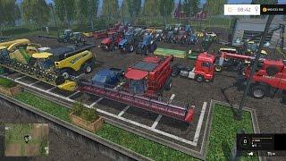 getlinkyoutube.com-Farming Simulator 2015 - LS 15 - Pojazdy