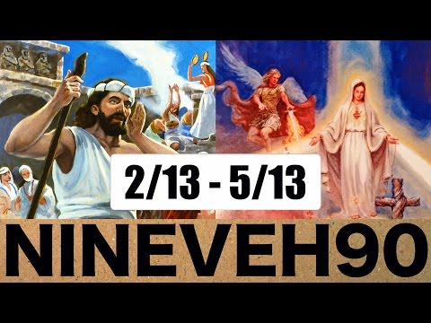 Nineveh 90: Lets do this!