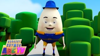 getlinkyoutube.com-Humpty Dumpty Sat On A Wall | Humpty Dumpty | Nursery Rhyme
