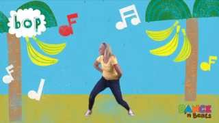 getlinkyoutube.com-Preschool Learn to Dance: Banana Boogie