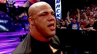 A masked Kurt Angle costs Eddie Guerrero the WWE Championship: SmackDown, July 15, 2004