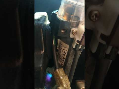 Подсветка замка зажигания Camry SV41