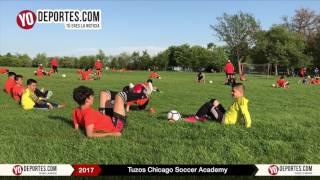 Tuzos Chicago Soccer Academy inscripciones abiertas