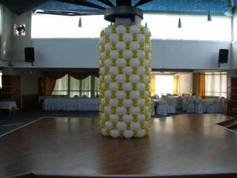 dekoracija balonima,vencanje,dekoracije beograd,poslovne dekoracije,navlake za stolice