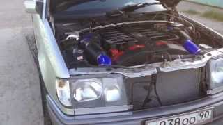 getlinkyoutube.com-Mercedes W124 Coupe V12 M120 Эволюция 3