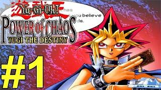 getlinkyoutube.com-Yugioh Power of Chaos Yugi the Destiny - Part 1 - Lets Duel!!!