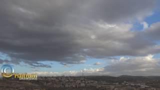 getlinkyoutube.com-The first rain in Palestine 30.11.16 .