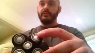 getlinkyoutube.com-Best Electric Shaver for Head Shave | Skull Shaver