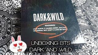 getlinkyoutube.com-[UNBOXING] Bangtan Boys BTS 1st Full Album Dark And Wild