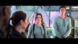 getlinkyoutube.com-HUNGER GAMES LA RÉVOLTE PARTIE 2 - Extrait Escouade 451 VOST