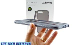 getlinkyoutube.com-Slim, Grippy, Mil-Spec Protection with Kevlar: Evutec Selenium for iPhone 7 Plus!