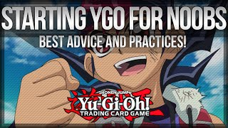 Noob's Guide To Starting Yu Gi Oh!   Do's And Don'ts!
