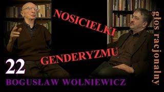 getlinkyoutube.com-Bogusław Wolniewicz 22 NOSICIELKI GENDERYZMU