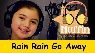 getlinkyoutube.com-Rain Rain Go Away | Family Sing Along - Muffin Songs