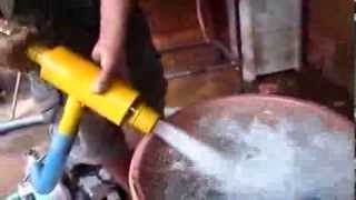 getlinkyoutube.com-Teste de preção da cabeça d'agua