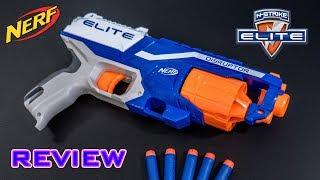 getlinkyoutube.com-[REVIEW] Nerf Elite Disruptor | le Strongarm v.2