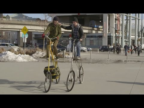 Bringing the World Together with Tall Bikes | Tall Bikes: Chapter 5