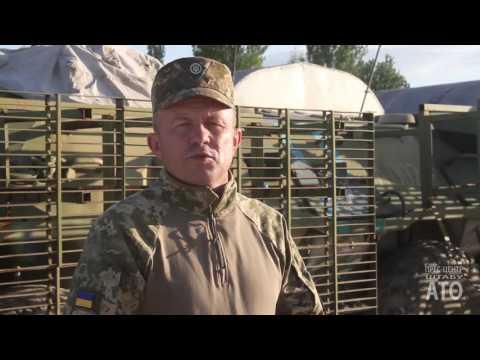 Штаб АТО: «Опорник» ВСУ у Березового боевики обстреляли из СПГ.
