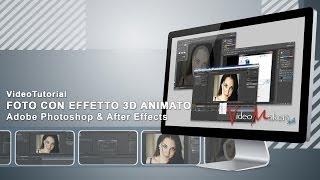 getlinkyoutube.com-Adobe After Effects - Foto Con Effetto 3D Animato