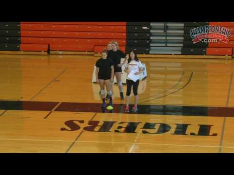 Volleyball Athleticism: Essentials for Agility & Explosiveness  - Gwen Egbert