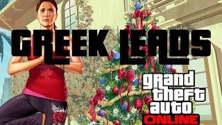 getlinkyoutube.com-Greek Leads Christmas Episode!