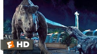 getlinkyoutube.com-Jurassic World (10/10) Movie CLIP - Dinosaur Alliance (2015) HD