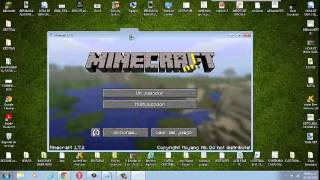 getlinkyoutube.com-TUTORIAL: Como Descargar Minecraft Launcher (Compatible Con Cualquier Pc )