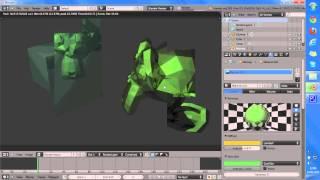Blender ile 3D - 01 - Ufak bir Başlangıç