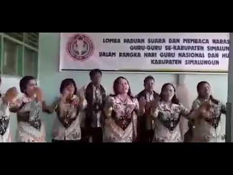VOCAL GROUP GURU SMA NEGERI 1 RAYA