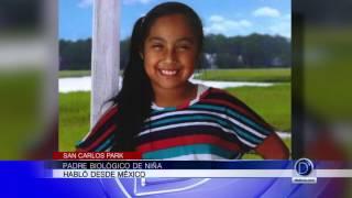 Padre biológico de Diana Alvarez habla desde México