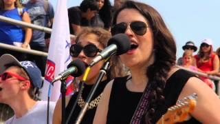 "Lagond All-Stars cover ""Valerie"" by Amy Winehouse @ Deno's Wonder Wheel Amusement Park, 2015"