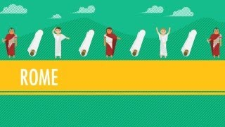 The Roman Empire. Or Republic. Or...Which Was It?: Crash Course World History #10