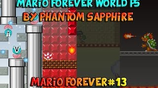getlinkyoutube.com-World PS by Phantom Sapphire - Mario Forever#13