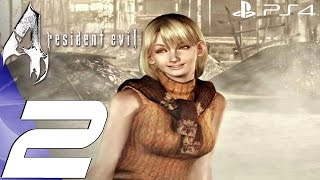 getlinkyoutube.com-Resident Evil 4 (PS4) - Gameplay Walkthrough Part 2 - Del Lago & El Gigante [1080P 60FPS]