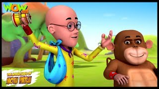 getlinkyoutube.com-Madari - Motu Patlu in Hindi - 3D Animation Cartoon for Kids