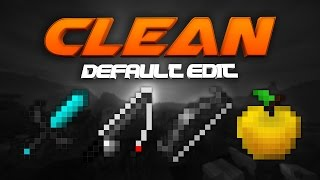 "getlinkyoutube.com-REVIEW TEXTURE PACK PVP MINECRAFT | ""CLEAN DEFAULT EDIT"""