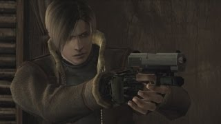 getlinkyoutube.com-Resident Evil 4 HD Walkthrough: Chapter 1-1 (The Village) No Damage