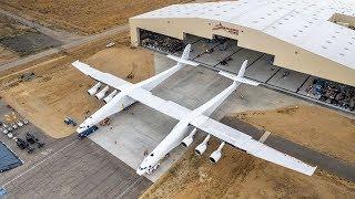 8 Pesawat Paling Besar Yang Pernah Di Ciptakan Manusia !! Bentuknya Unik Bangat