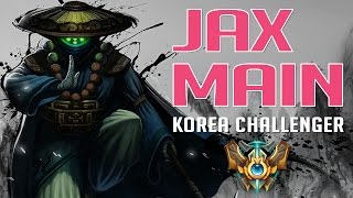 賈克斯 MONTAGE - CHALLENGER KOREAN JAX 253K MASTERY POINTS