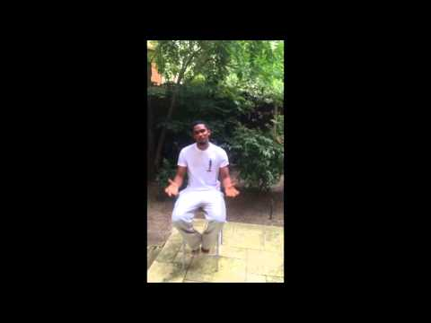 Samuel Etoo Ice Bucket Challenge  @Setoo9
