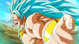 getlinkyoutube.com-All Transformations + Forms of Broly のすべての変換+フォーム