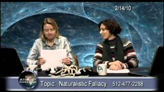 getlinkyoutube.com-Atheist Experience #644: The Naturalistic Fallacy