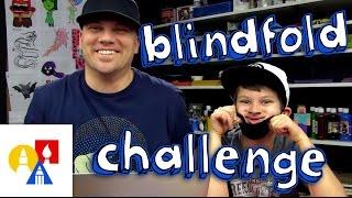 getlinkyoutube.com-Blindfold Drawing Challenge + SYA