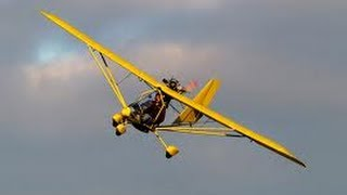 getlinkyoutube.com-Aerolite 103 Ultralight Aircraft for sale $8500 Flight Demo:SOLD FOR $7500