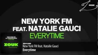 New York FM feat. Natalie Gauci - Everytime