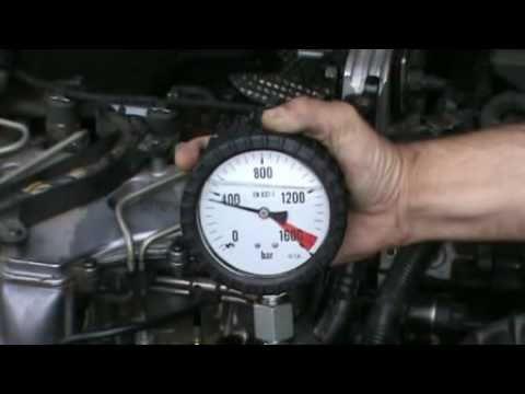 Tester alta presion common rail - High pressure common rail tester