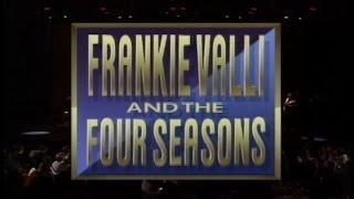 getlinkyoutube.com-Frankie Valli & The Four Seasons - '92 Live in Concert, Atlantic City