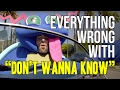 Everything Wrong With Maroon 5 - Dont Wanna Know