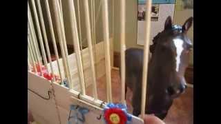 getlinkyoutube.com-First ever Breyer barn tour! *Part 1*